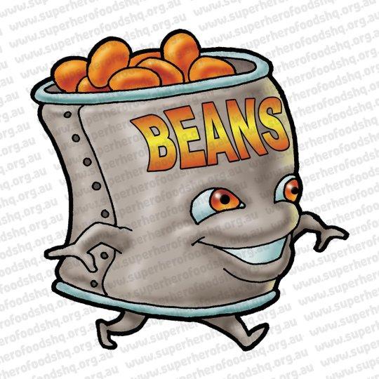 Beans-Colour
