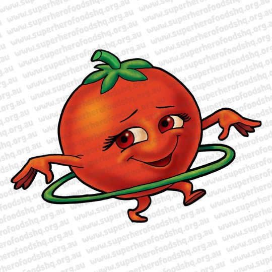 Tomato-Colour