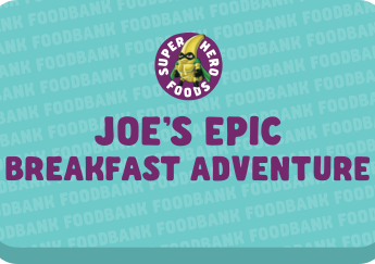 Joes Epic Breakfast Adventure Book