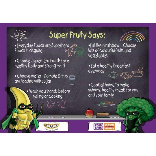 superfruitysays-poster