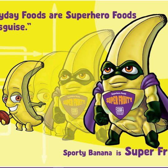 Super Fruity Poster