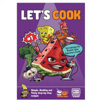 Let's Cook Recipe Booklet