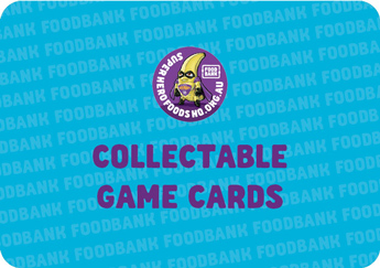 Collectable Game Cards